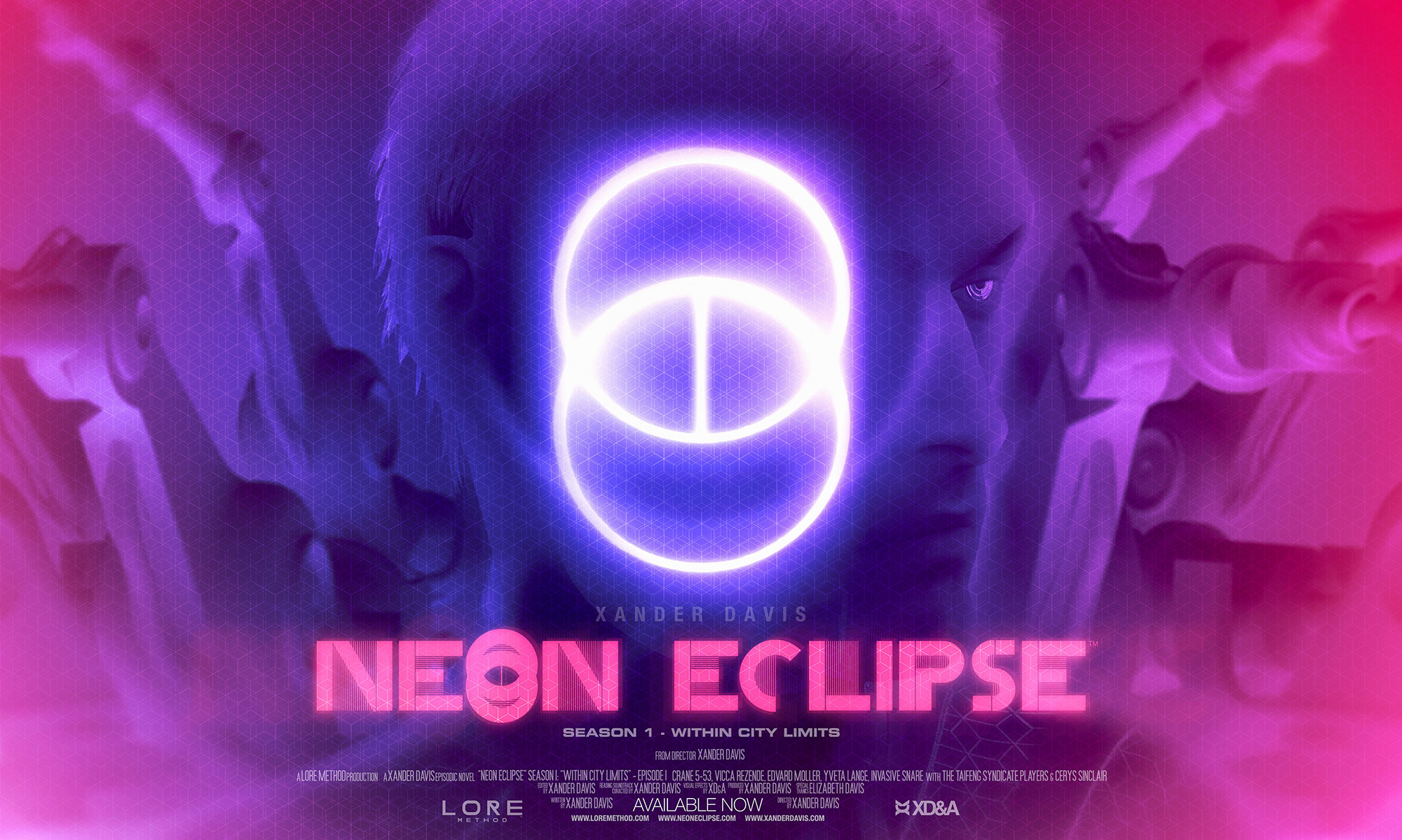 Neon Eclipse