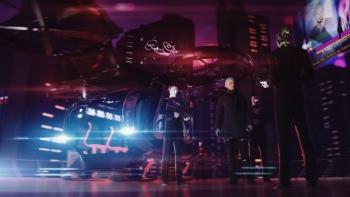 Neon Eclipse - Ama-gi WIPs